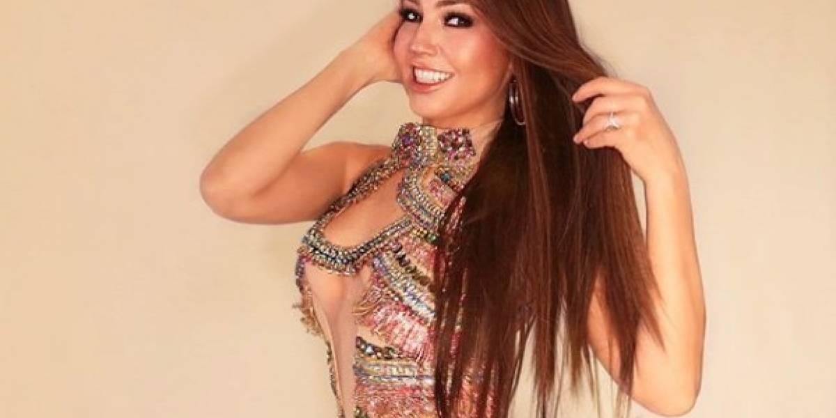 Conductor de Venga la Alegría publica foto comprometedora con Thalía