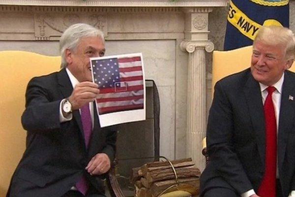 Bandera de Piñera