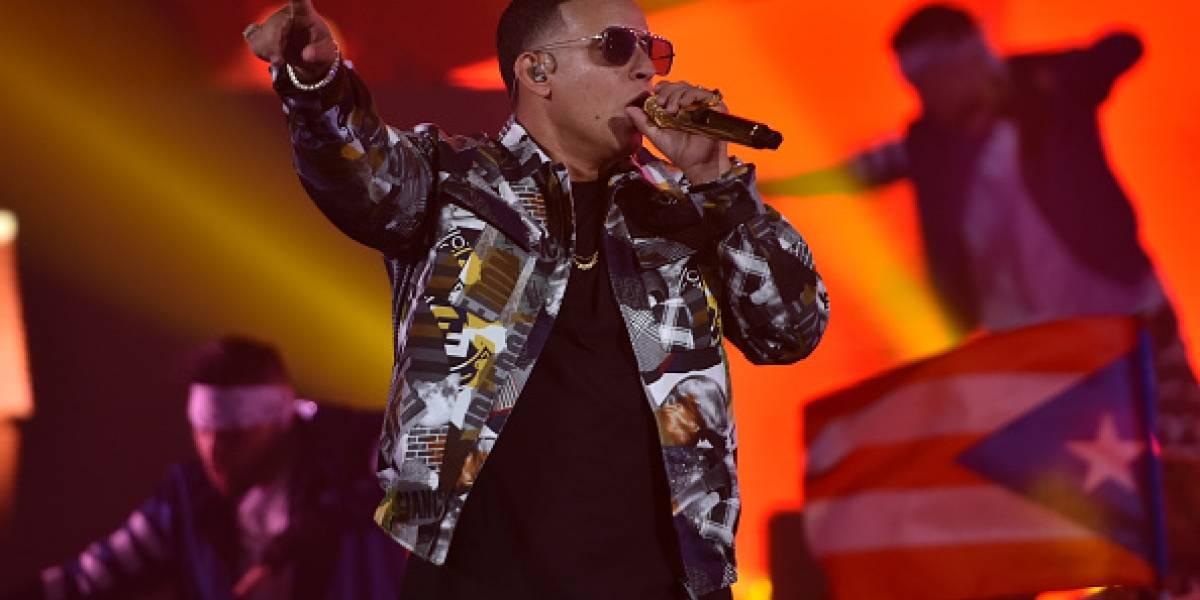 Daddy Yankee dedicó su nominación al Latin Grammy a las mujeres que sufren de cáncer de seno
