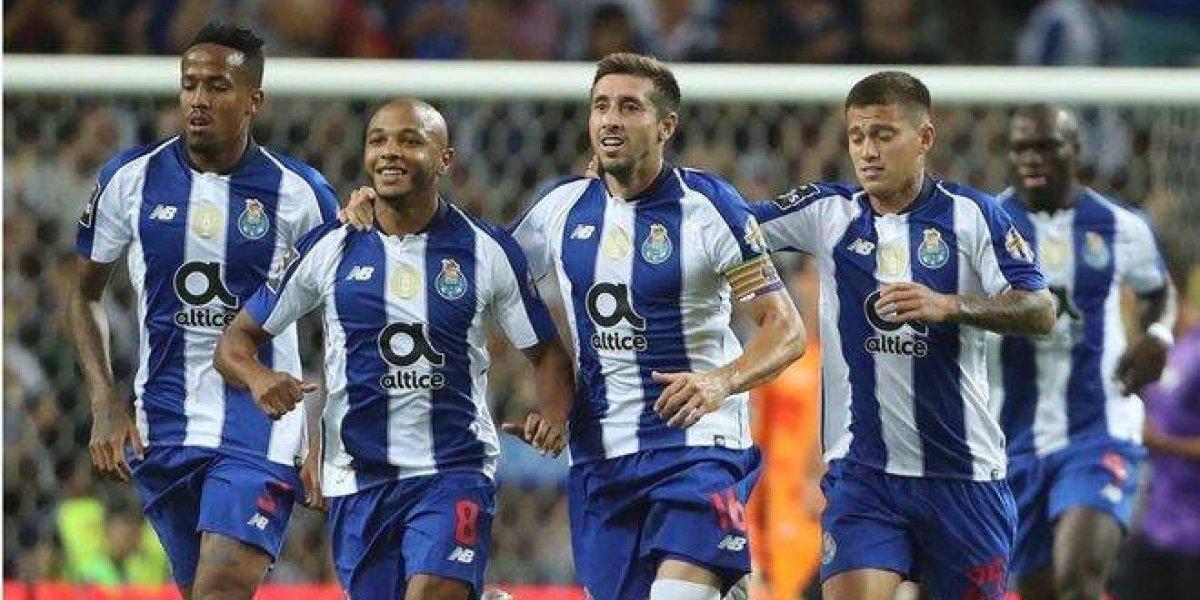 Porto celebra Aniversario 125 con victoria