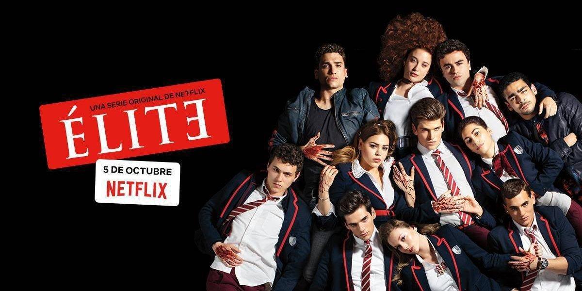 Conoce a los personajes de la nueva serie de Netflix 'Elite'