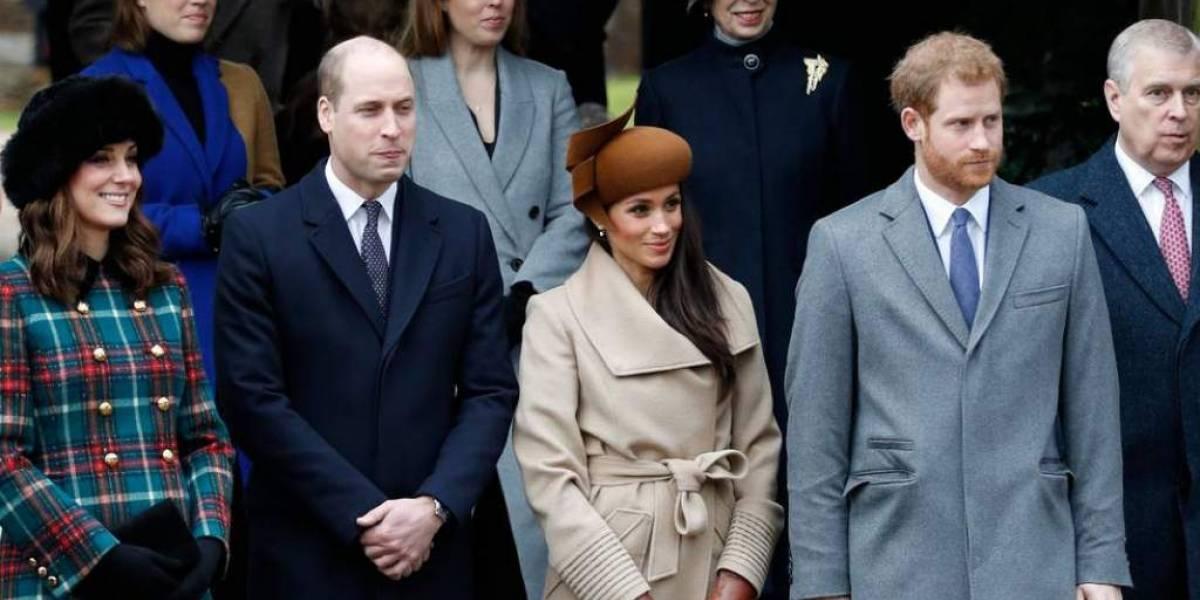 ¿Por qué? La realeza británica niega su autógrafo a los seguidores