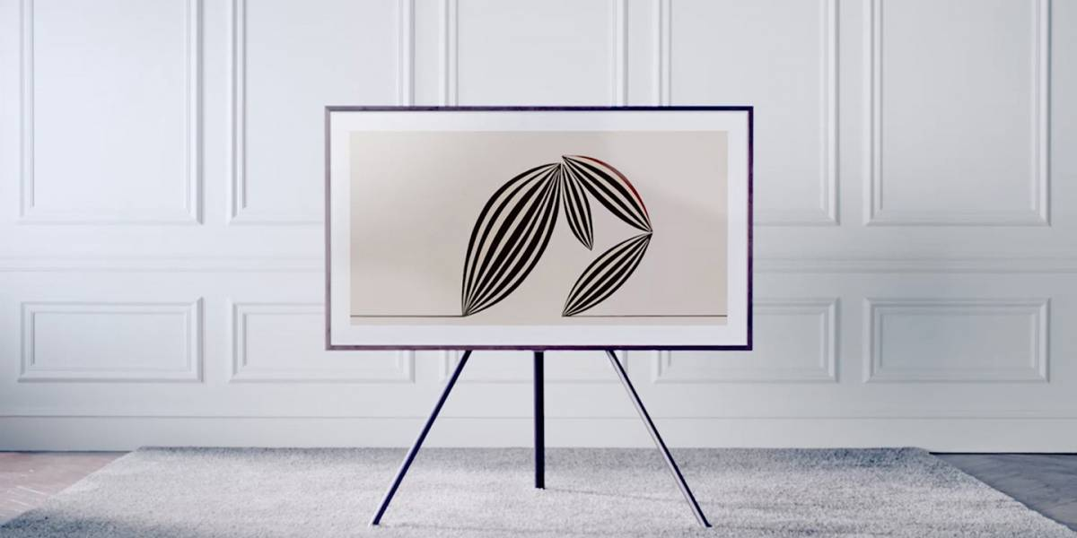 Samsung presento en Chile The Frame, su televisor que se convierte en cuadro