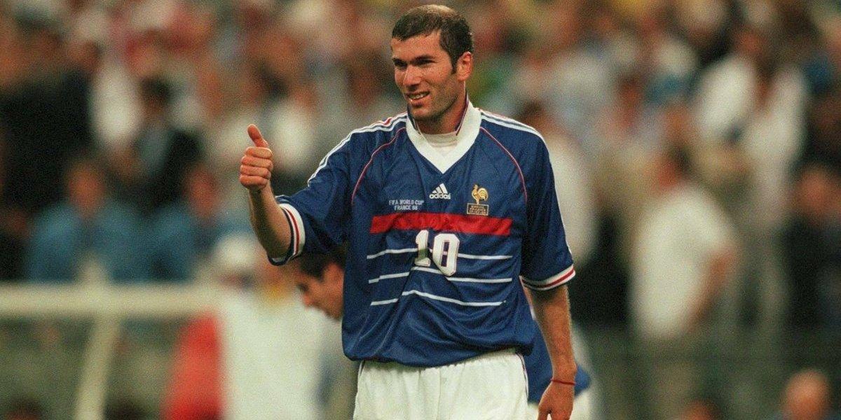 Camiseta con la que Zidane fue campeón del mundo será subastada