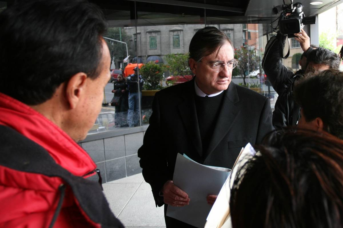 Gutiérrez Vivó mantiene un conflicto laboral con Grupo Radio Centro Foto: Cuartoscuro