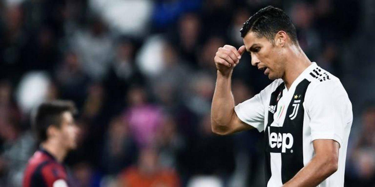 Habla la mujer que asegura fue abusada sexualmente por Cristiano Ronaldo