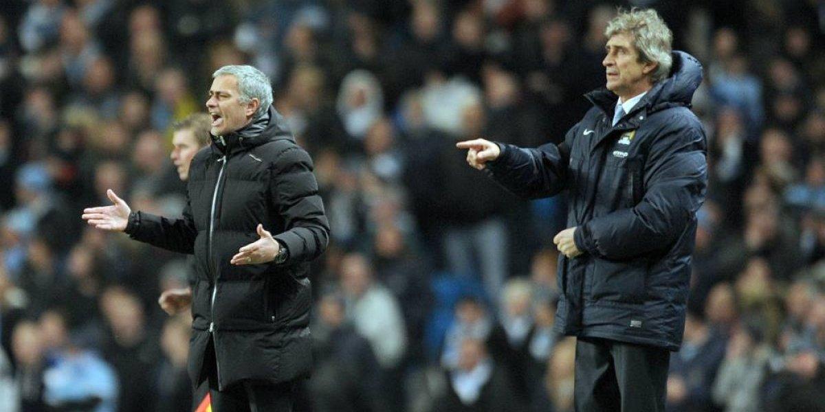 """Pellegrini vs. Mourinho: Un registro muy desigual y una tensa relación con """"problemas de fondo"""""""