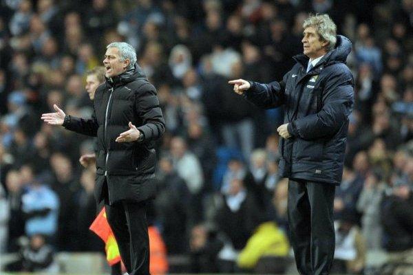 Mourinho y Pellegrini vivirán otro episodio de su rivalidad en el choque entre West Ham y Manchester United / Foto: AP
