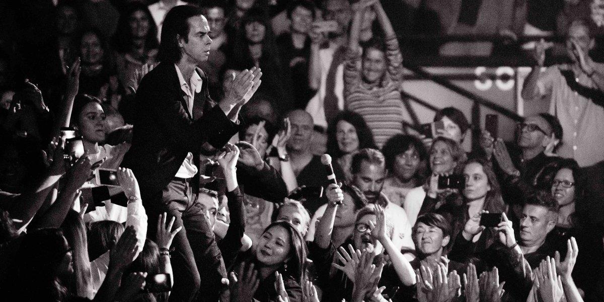 Nick Cave and the Bad Seeds publica nuevo EP a una semana de su regreso a nuestro país