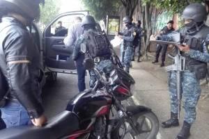 Operativos de la PNC en el departamento de Guatemala