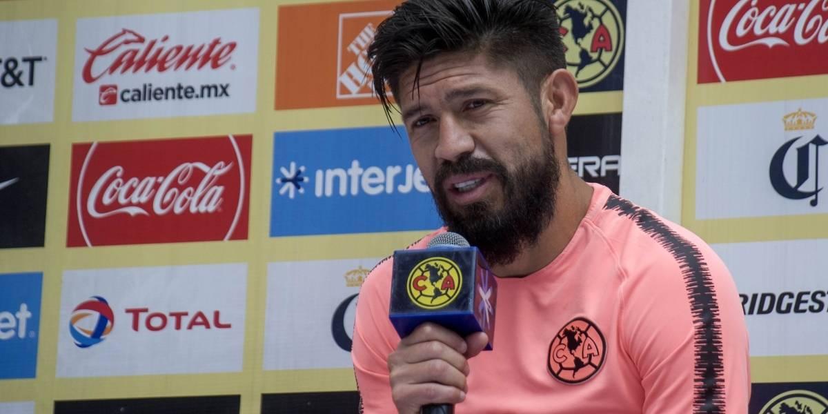 Oribe asegura que América es favorito sobre Chivas para el Clásico