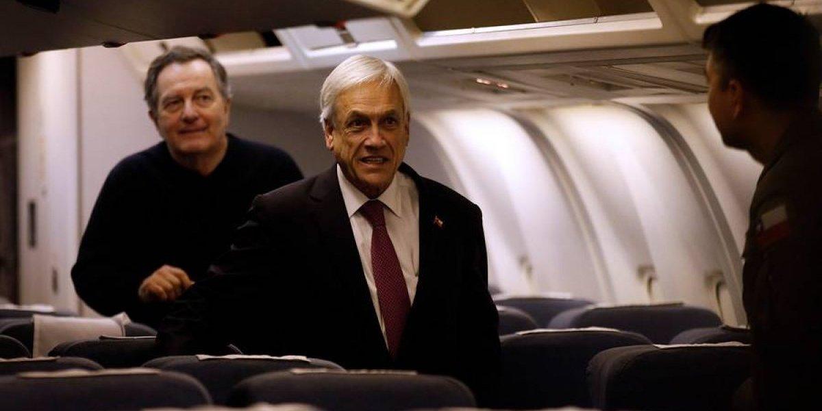 Piñera visitará Arica y Antofagasta a dos días del fallo de La Haya
