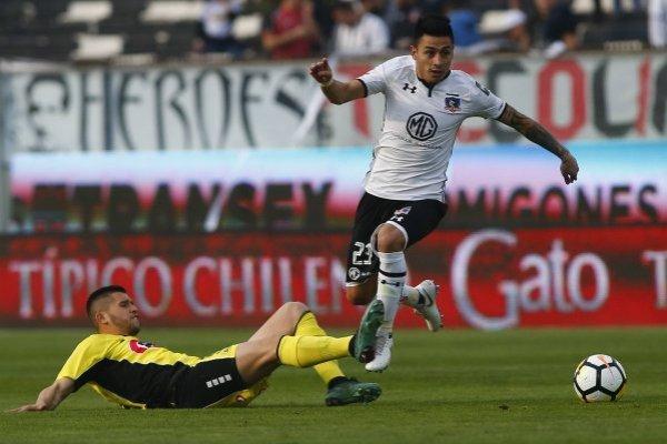 Claudio Baeza no se mueve del mediocampo / imagen: Photosport
