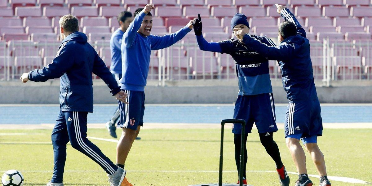 La U saldrá con varias sorpresas a jugarse su última chance en el Campeonato Nacional ante La Calera
