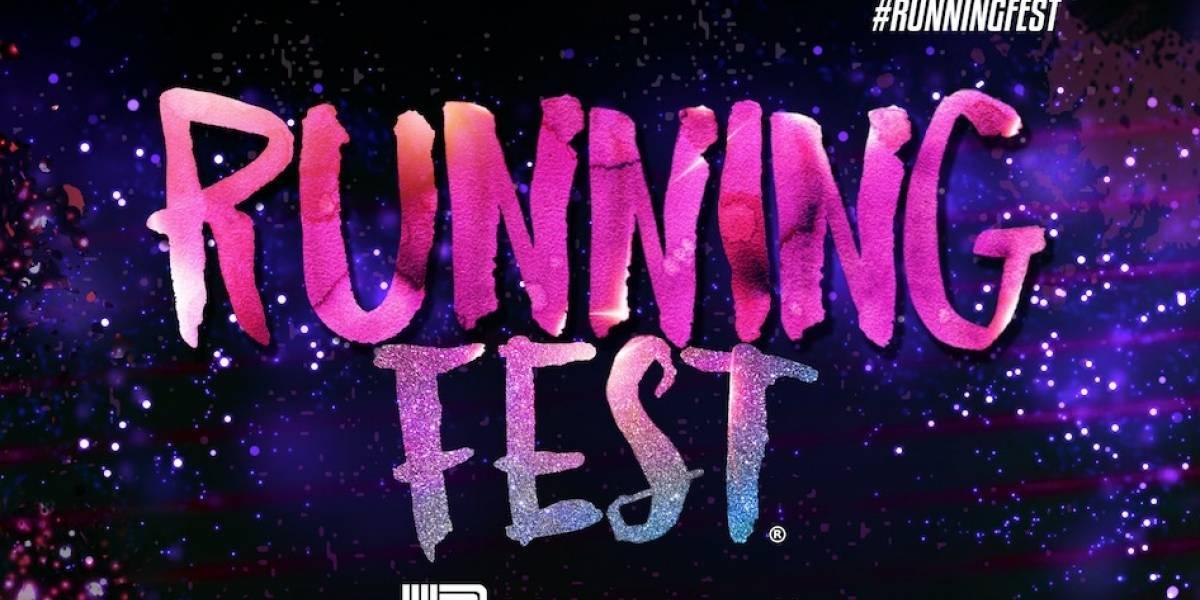 Participa y gana pases para correr la 2° edición del Running Fest