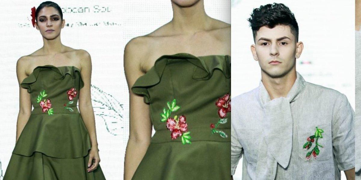 Frescura en la pasarela del West Fashion Week