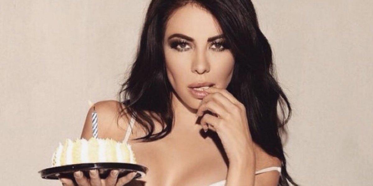 GALERÍA: Jimena Sánchez celebra su cumpleaños con sexy foto