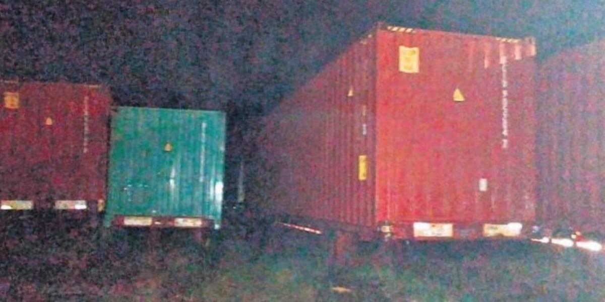 Informe señala jefe de seguridad PNP en la CEE por movida de furgones