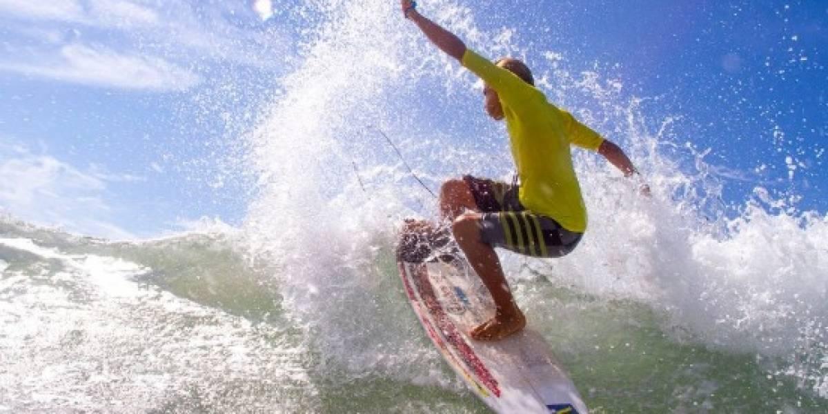 Arranca etapa del Surf Open League 2018 en Zihuatanejo
