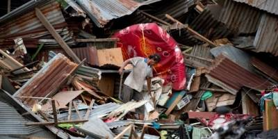 Cientos de muertos en Indonesia por tsunami
