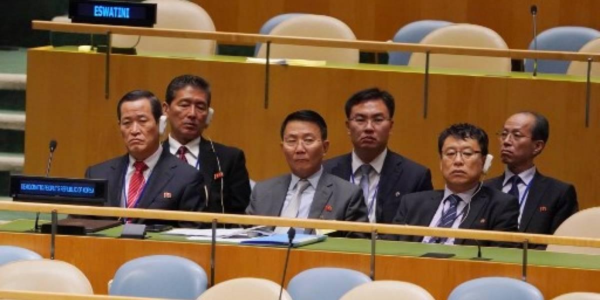 Corea del Norte no se desarmará sin la confianza de EEUU, dice canciller