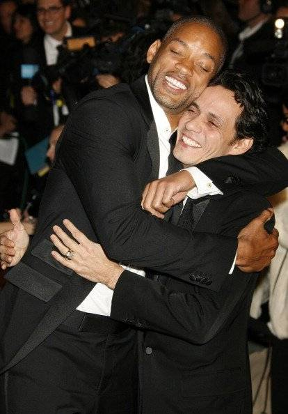 Will Smith y Marc Anthony