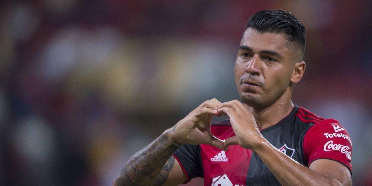 Atlas rompe maldición y gana en la Liga MX