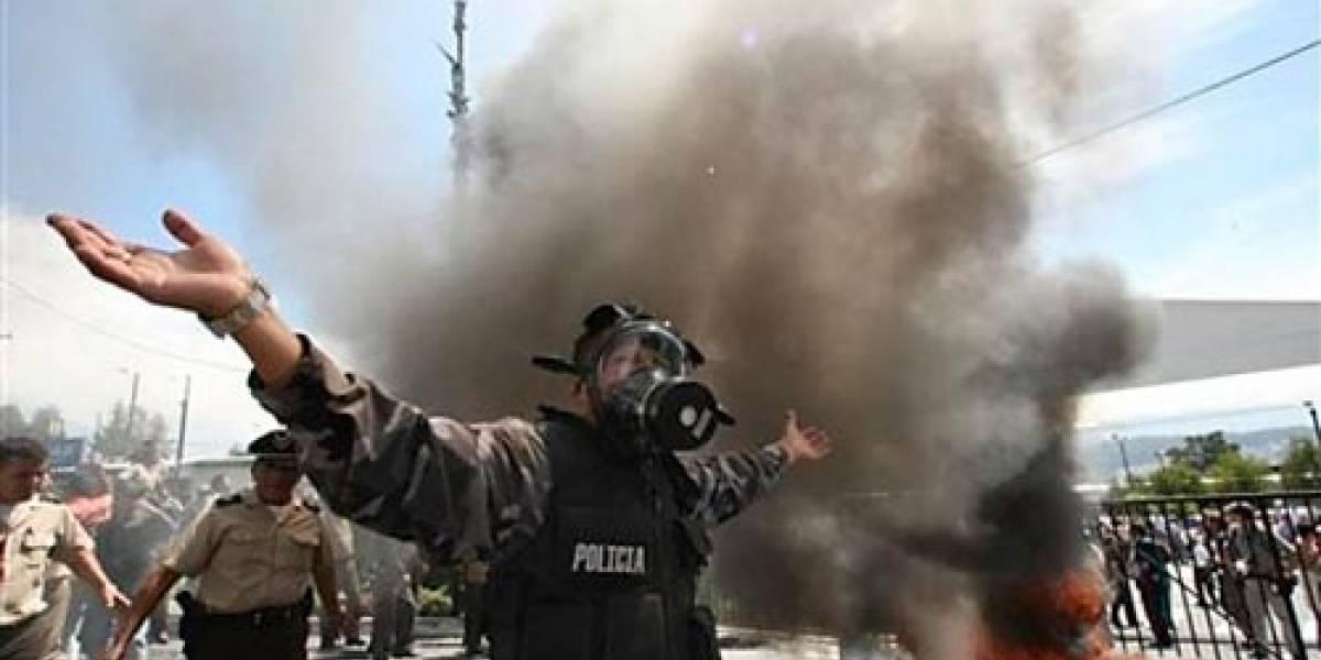 Policía Nacional desmiente convocatoria a ceremonia por conmemoración del 30S