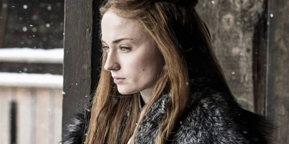 "Sophie Turner dice que el final de Game of Thrones ""va a dividir a los fans"""