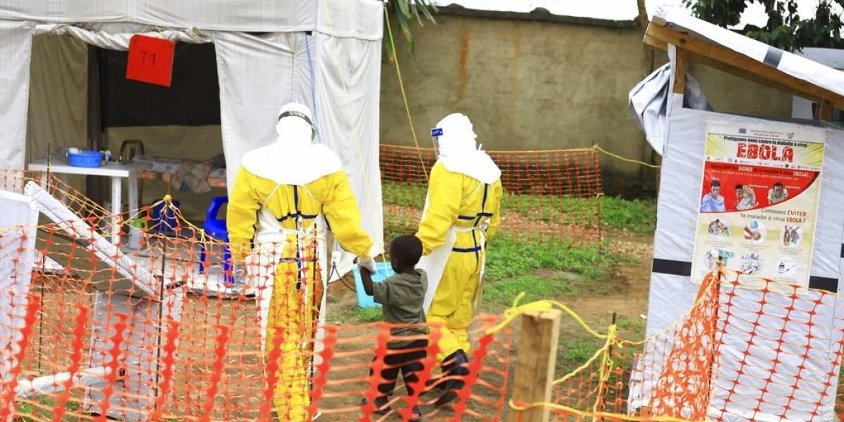Aumenta peligro de otro brote de ébola fuera del Congo