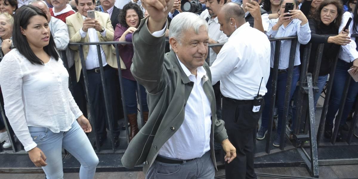 Nunca usaré al Ejército para reprimir — AMLO en Tlatelolco
