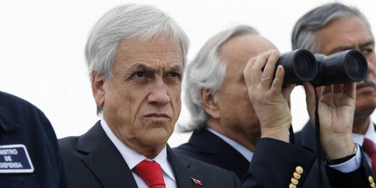 """Presidente Piñera a horas del fallo de La Haya: """"Antofagasta ha sido, es y va a seguir siendo chilena"""""""