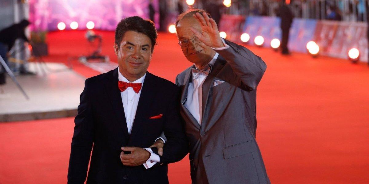Ítalo Passalacqua: El histórico día en que desfiló por la alfombra roja de la Gala de Viña
