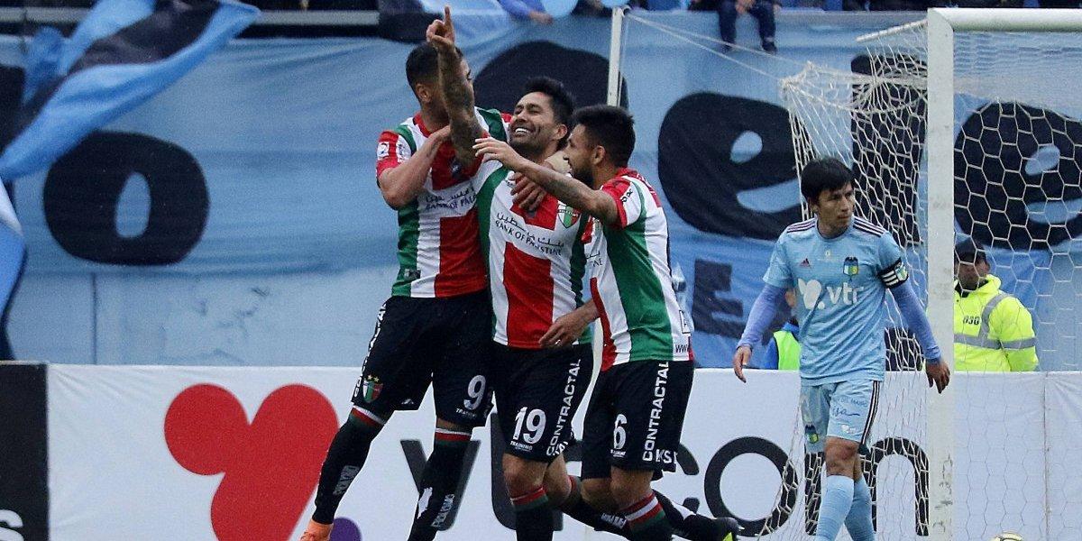 Por fin: El Mago Jiménez anotó su primer gol en campeonatos nacionales