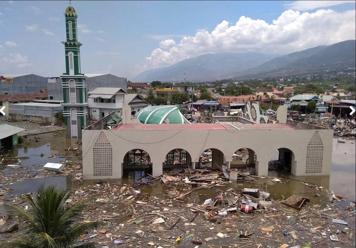 Casi 400 muertos por el terremoto en Indonesia