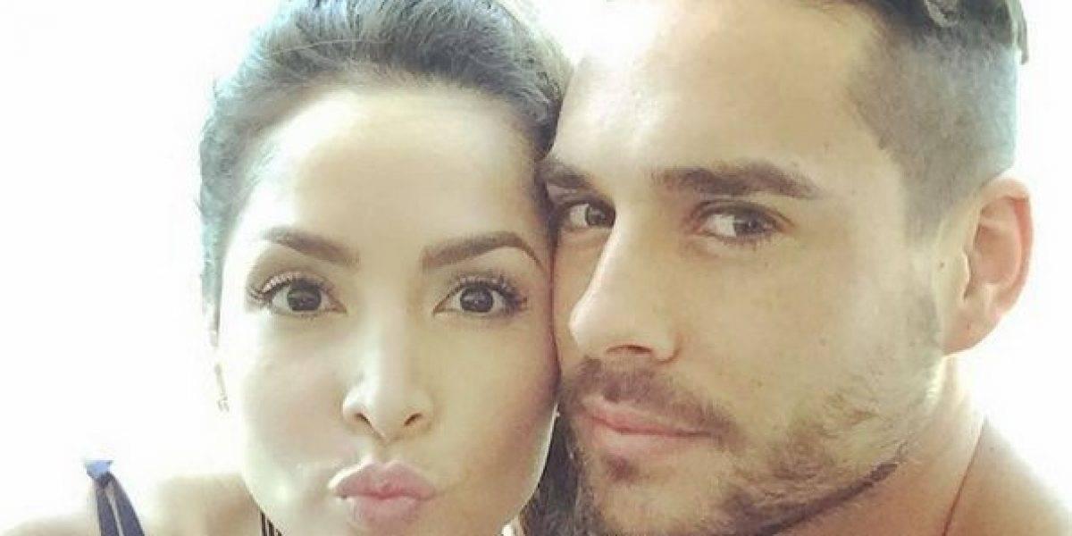 Foto confirmaría el estado de la relación de Carmen Villalobos y Sebastián Caicedo