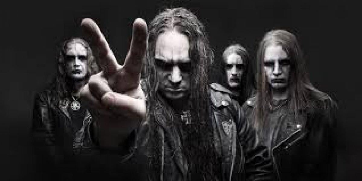 La banda de Black Metal que llega a Ecuador mañana, fue prohibida en Colombia