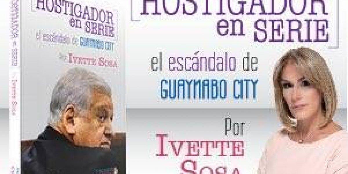 Ivette Sosa publica libro sobre Héctor O'Neill