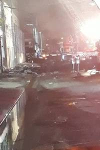 incêndio prédio pari