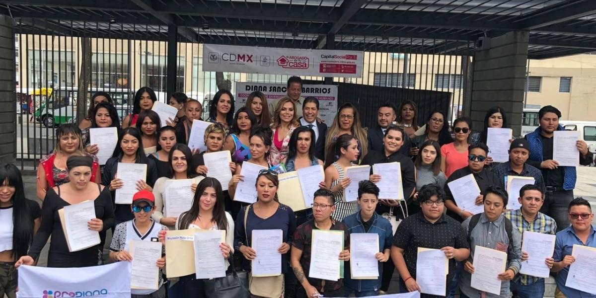 Registro Civil de CDMX aprueba a 43 personas cambio de identidad de género