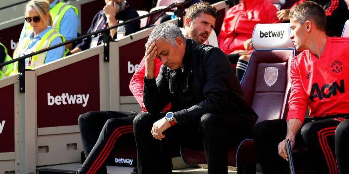 """Mourinho pierde la esperanza con la lesión de Alexis: """"Ya ni hablamos de Sánchez"""""""
