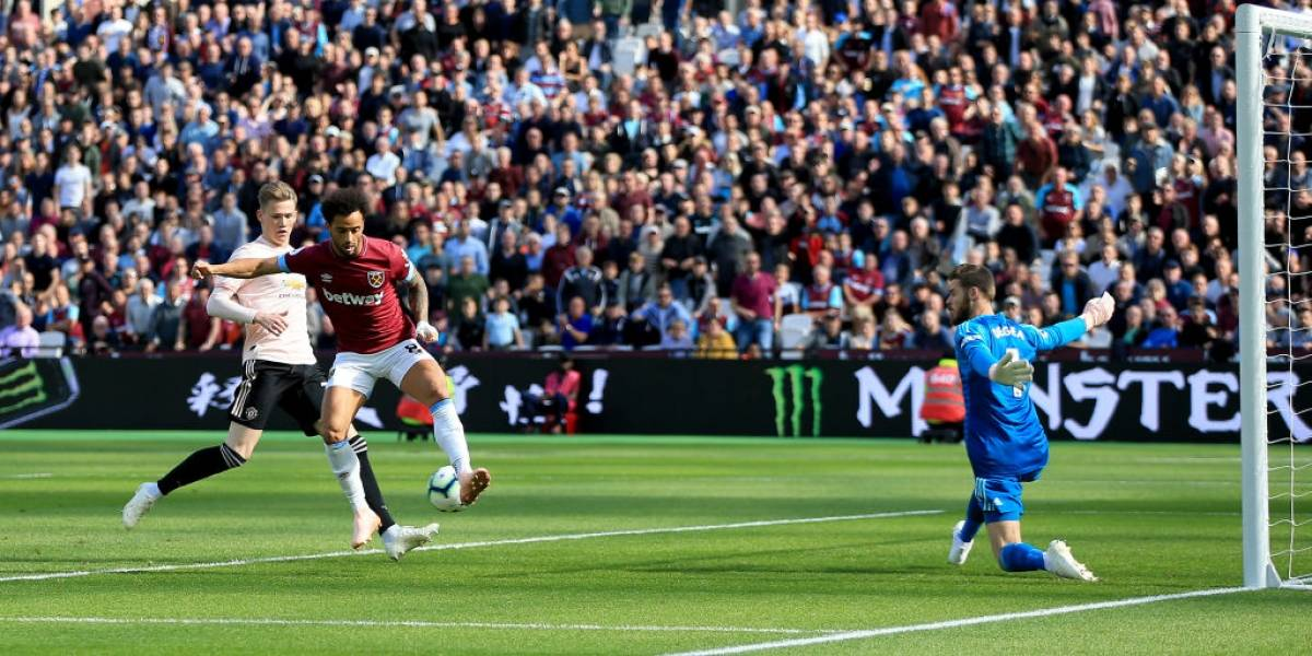 Así vivimos la inapelable victoria del West Ham sobre el complicado Manchester United