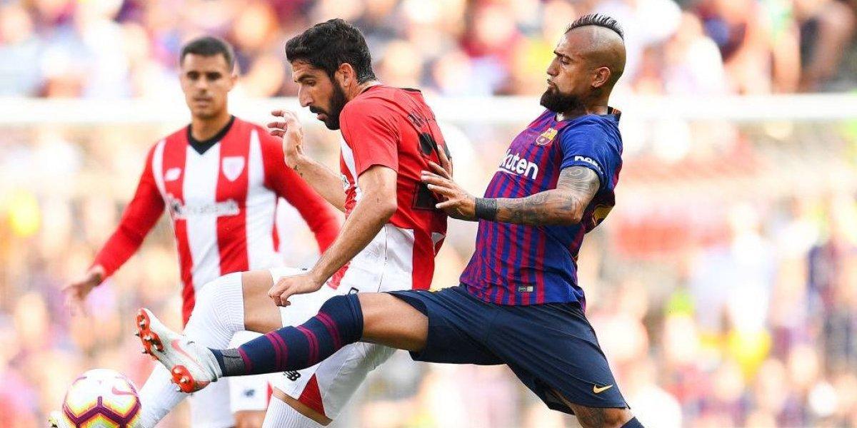 Así vivimos el trabajado empate entre Barcelona y Athletic de Bilbao