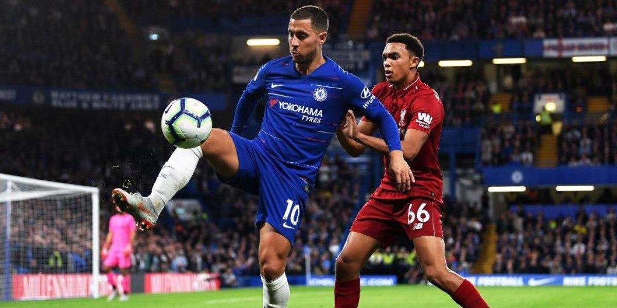 ¡Caro empate! Liverpool cede liderato tras igualada ante el Chelsea