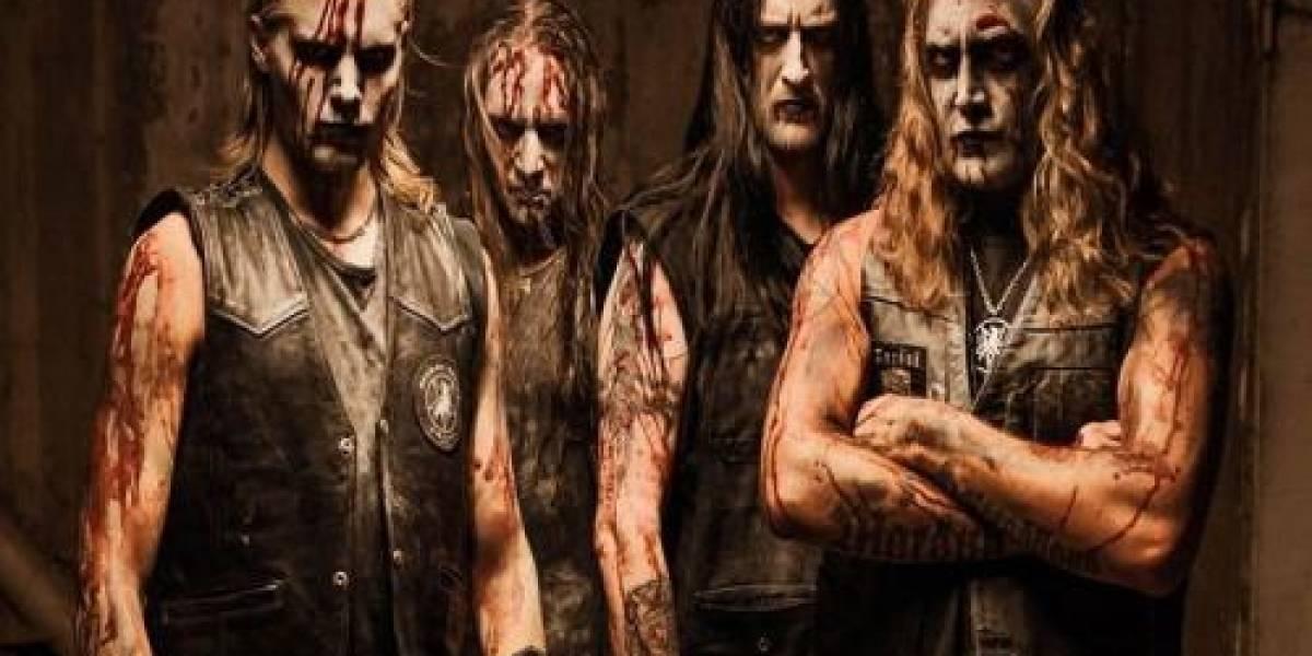 Se canceló el concierto de Marduk, banda de black metal en Quito