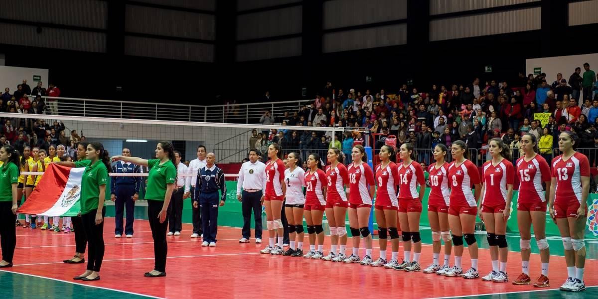México cae en su debut dentro del Mundial de Voleibol