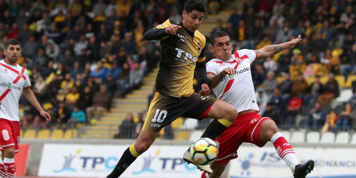 Coquimbo rescató un empate en la agonía ante Deportes Valdivia en un electrizante encuentro