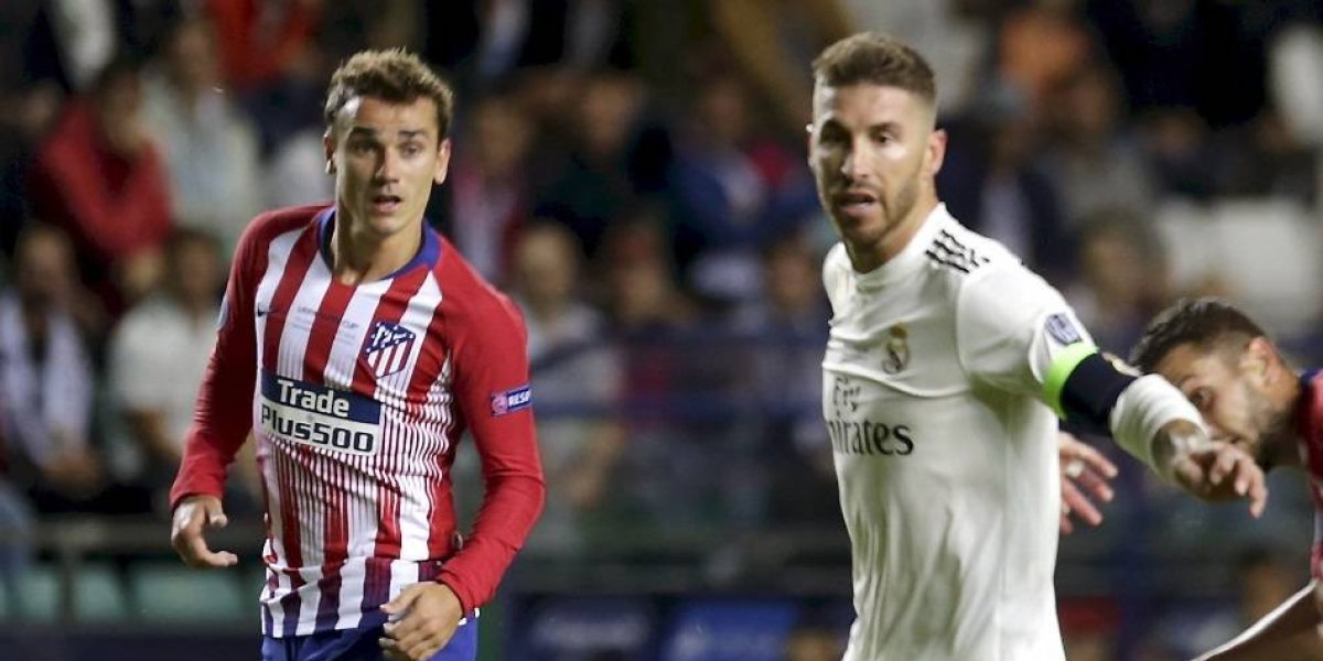 Real Madrid y Atlético juegan un clásico lleno de temores y necesidades