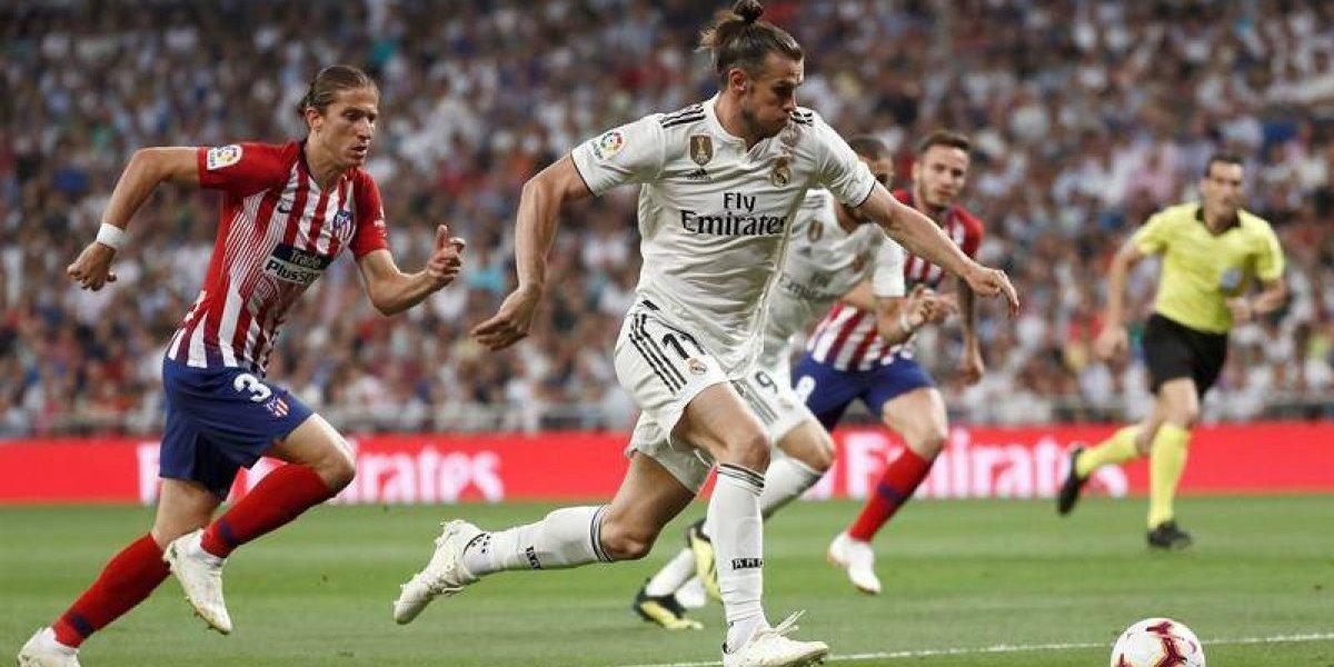 FOTOS. El Real Madrid empata y deja que el Barcelona continúe de líder