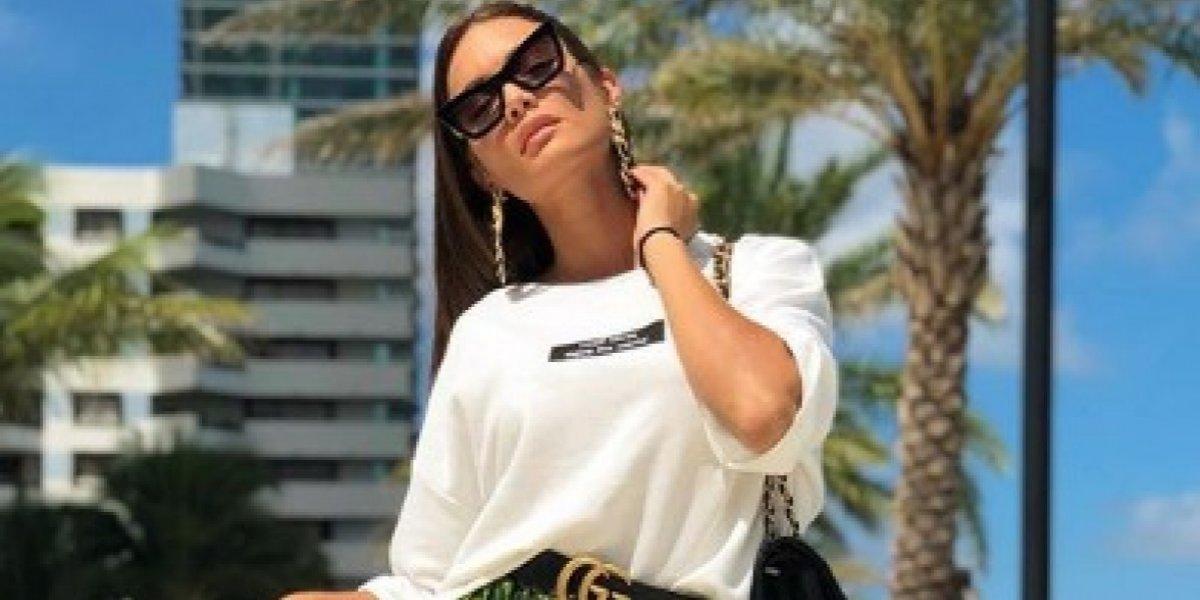 Zuleyka Rivera viaja al otro lado del mundo a celebrar su cumpleaños
